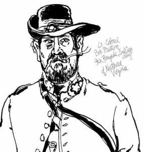 Lt. Colonel Bob Preston