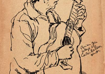 Brian Gore, Guitar Poet
