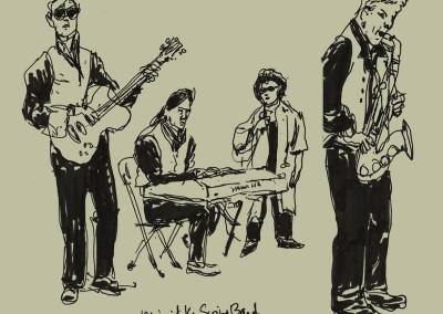 Minidoka Swing Band