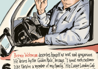 Bernie Wehman