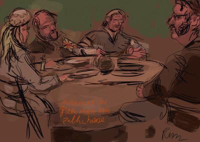 Dickens Dinner