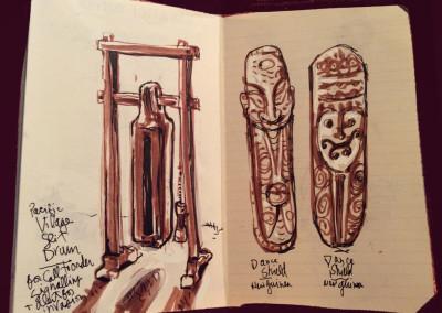 Hawaiian & Polynesian Artifacts